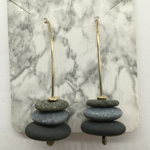 Cairn Drop Earrings E128