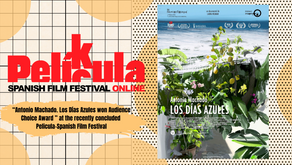 Docu film on Spanish Poet Voted as Audience Choice in Pelicula Spanish Film Fest