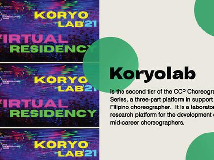 KORYOLAB 2021 Launches Its Virtual Residency Program