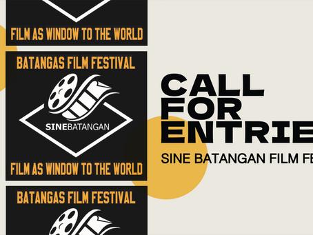 Sine Batangan Film Festival: Ala Eh, Sali Na Dine!