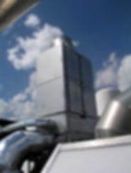 odor treatment |, odour,smell | פילטר פחם |  COD/BOD , מנדפים|  סינון פחם | מנדף | industry | wastewater