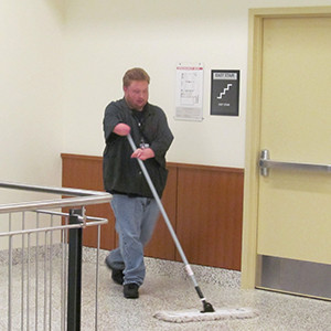 Michael Best started as a janitor with Relay Resources in 2012.