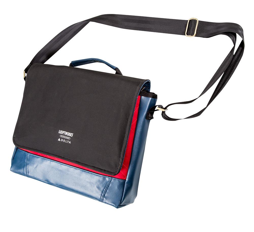 Delta Messenger Bag from Looptworks