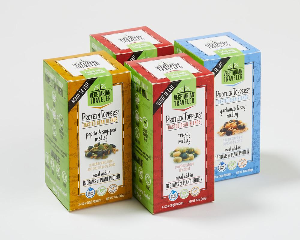 Vegetarian Traveler Medley Variety Pack