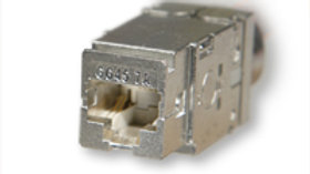 LANmark-7A GG45 12C Snap-In Connector Cat 7A 1000MHz Screened