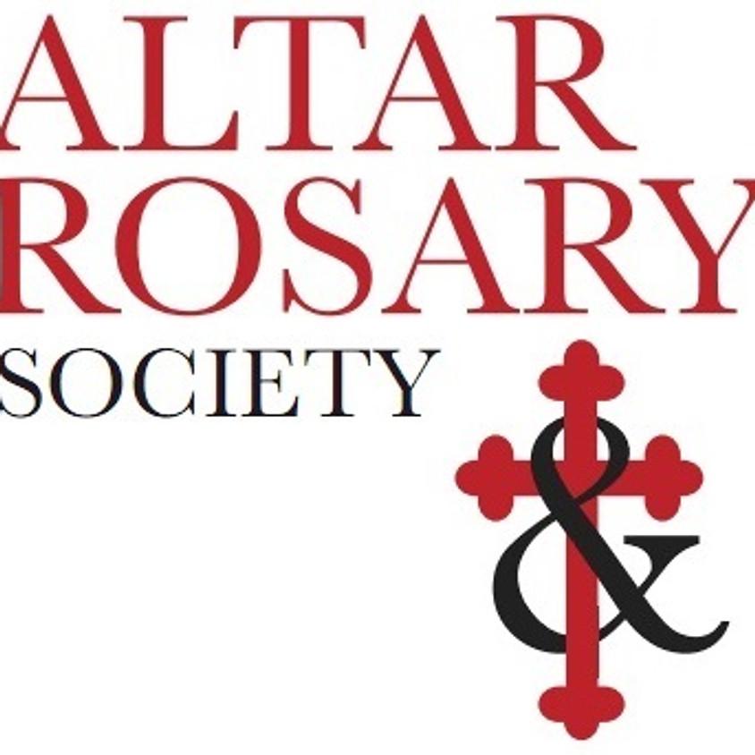 Altar Rosary & St. Rita Girl's Group