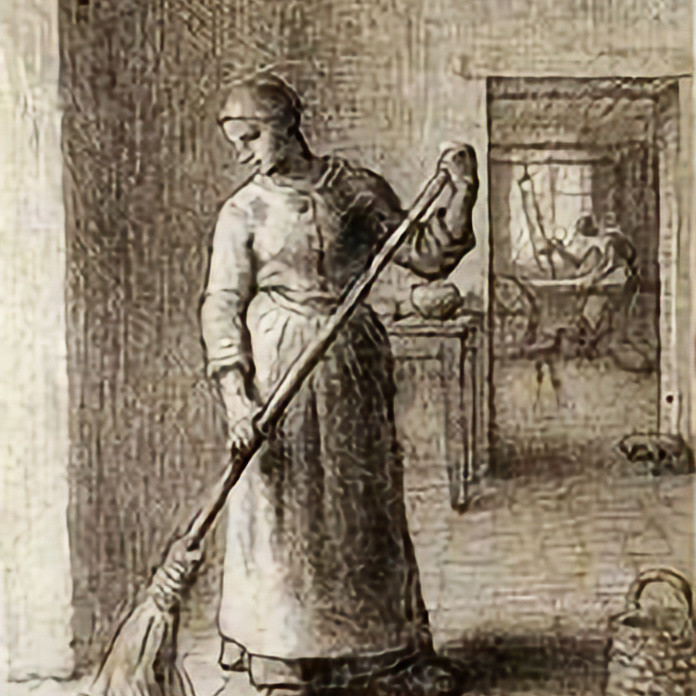 Cleaning of the Church