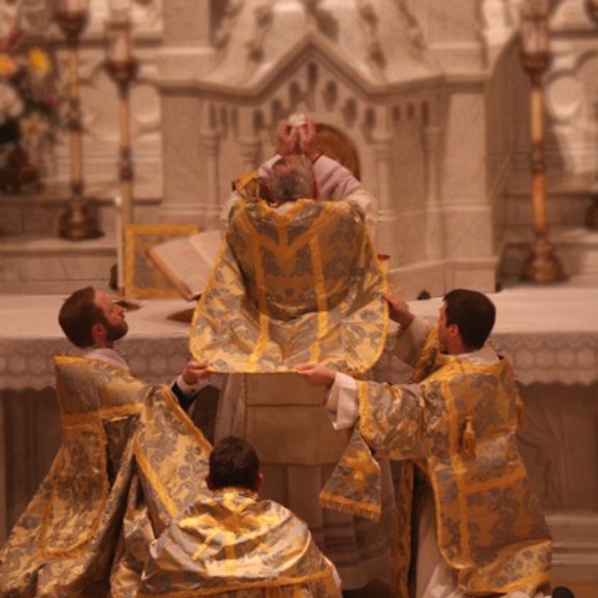Pontifical High Mass