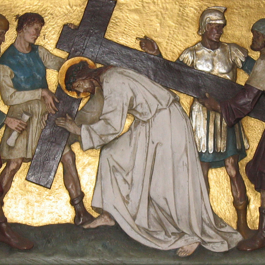 Stations of the Cross - March 26