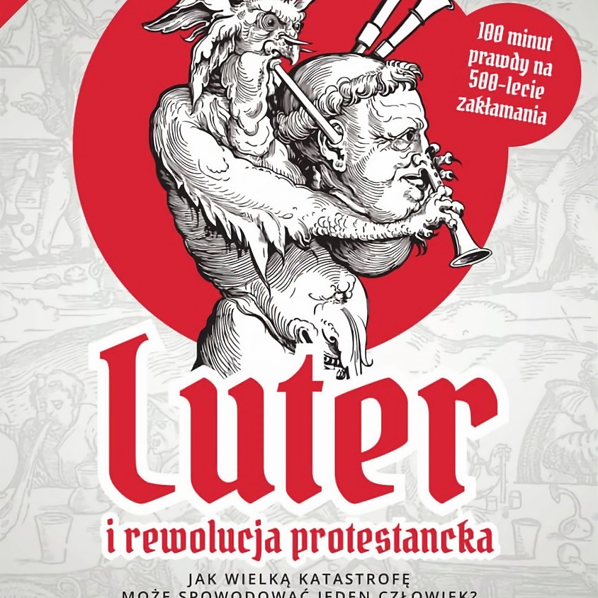 Movie Night: Luther and the Protestant Revolution