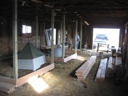Building Stalls