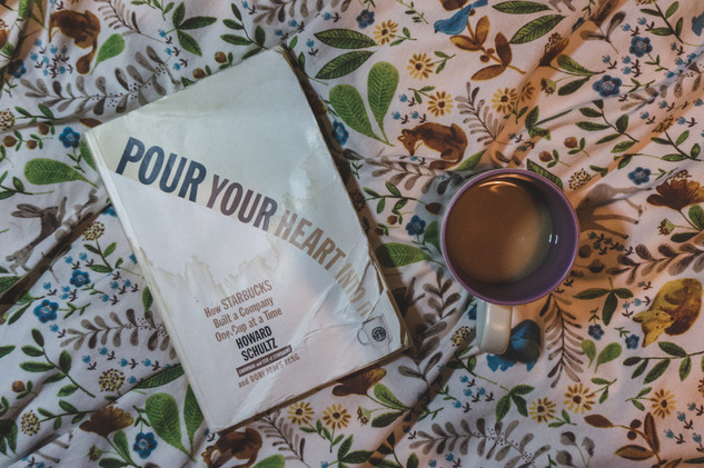 'Pour Your Heart Into It' Book Review