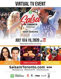 [Virtual] Salsa on St. Clair