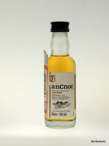 An Cnoc 12 Year Old, gift box