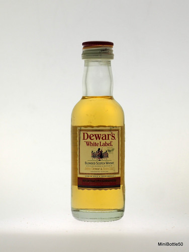 Dewar's White Label I