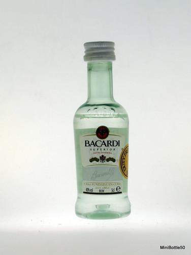 Bacardi Superior IV