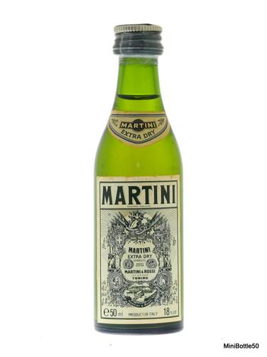 Martini Extra Dry V