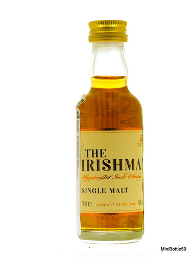 The Irishman Single Malt 10Y