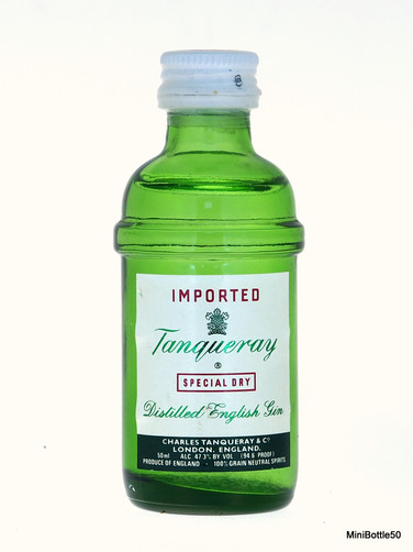Tanqueray Special Dry Import