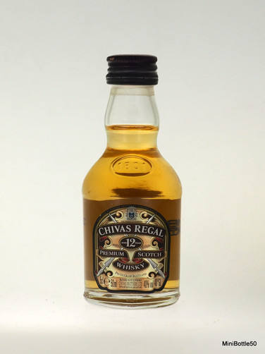 Chivas Regal 12YO III