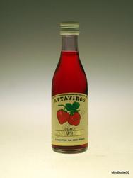 Attaviros Liqueur Strawberry