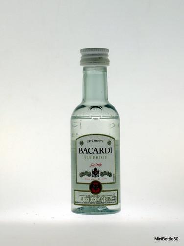 Bacardi Superior III