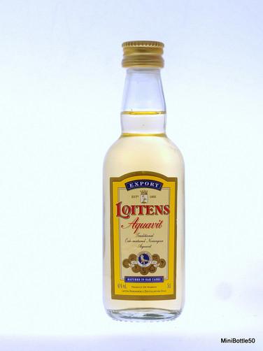 Loitens Export Aquavit