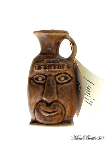 Hill's Drunkard 's Head Rum Sandokan