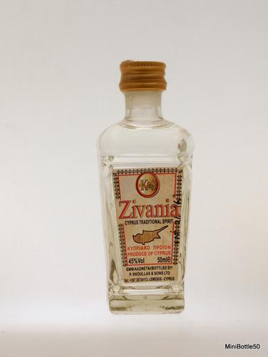 K&S Zivania Cyprus Traditional Spirit II