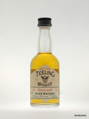 Teeling, Irish Whiskey Single Grain