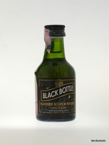 Black Bottle Blended