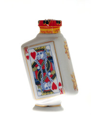 Sam Seng Card, King Hearts