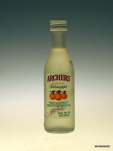 Archers Peach County Schnapps III