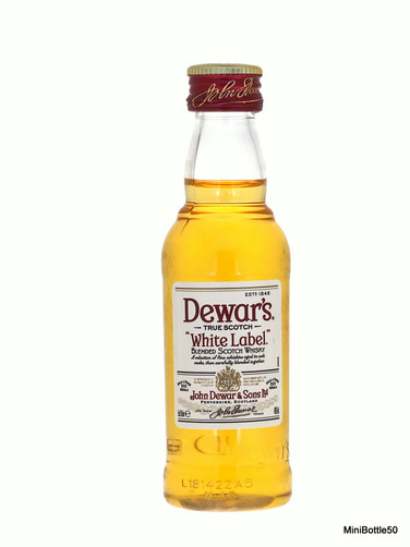 Dewar's White Label III