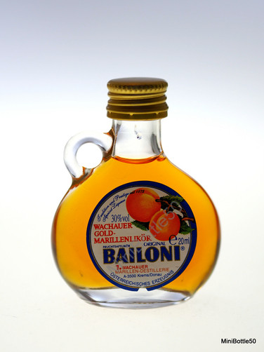 Bailoni Wachauer Gold-Marillenlikör