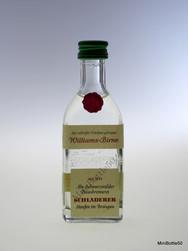 Schladerer, Williams-Birne II