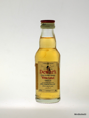 Dewar's White Label II