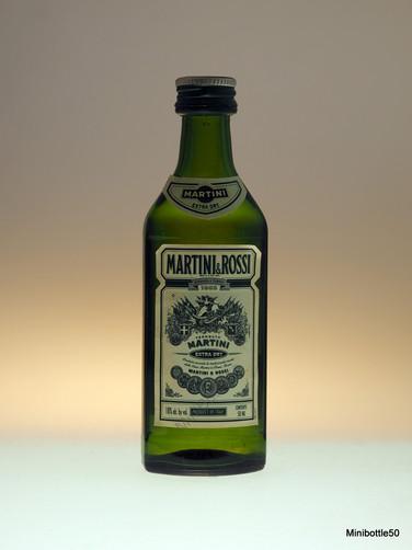 Martini Extra Dry I