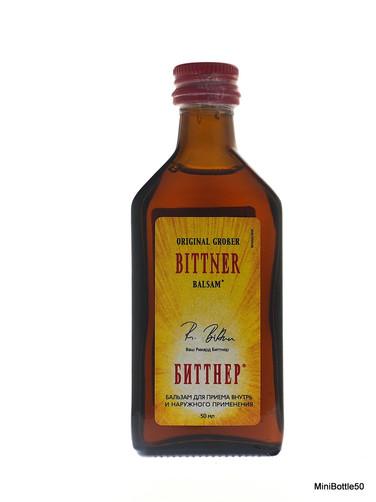 Original Grober Bittner Balsam II