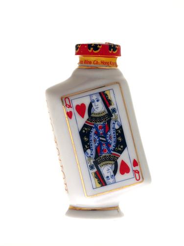 Sam Seng Card, Queen Hearts