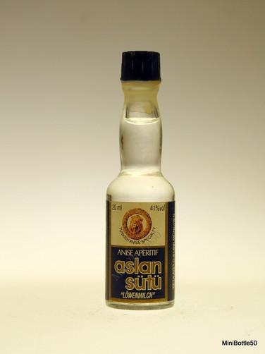 Aslan Sütü Lowenmilch