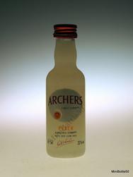 Archers Peach County Schnapps I