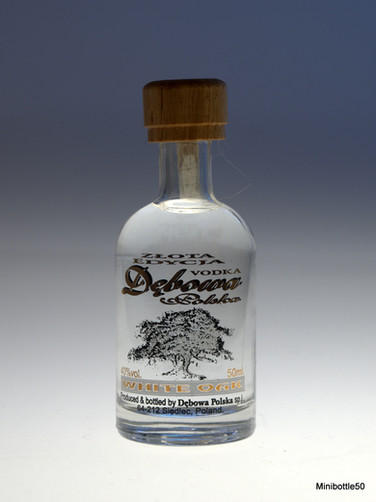 Debowa vodka White Oak