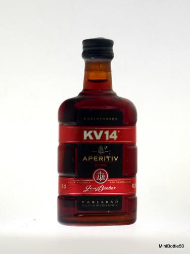 Becherovka KV 14 I