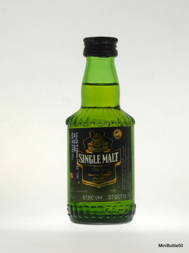 McDowell's Single Malt