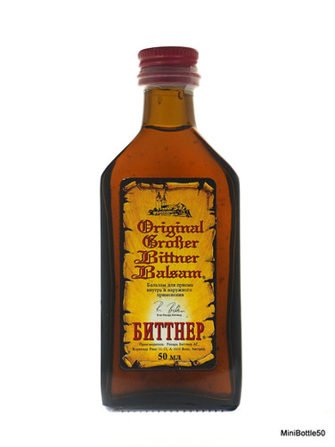 Original Grober Bittner Balsam I