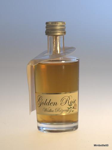 Golden Rose Vodka