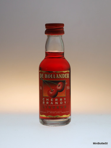 De Hollander Cherry Brandy Liqueur