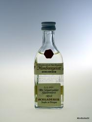 Schladerer, Himbeergeist I