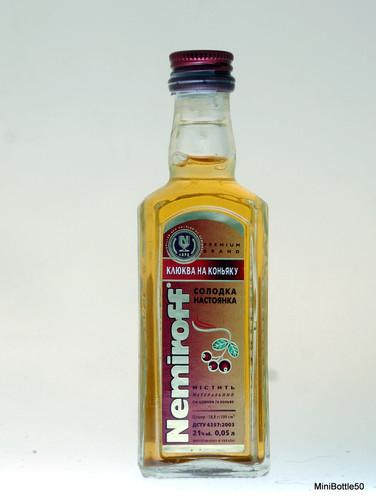 Nemiroff «Клюква на коньяке» II